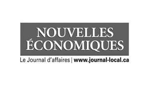 logo journal nouvelles economiques page d'accueil