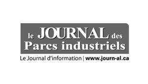 logo journal parcs industriels page d'accueil