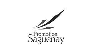 logo promotion saguenay page d'accueil